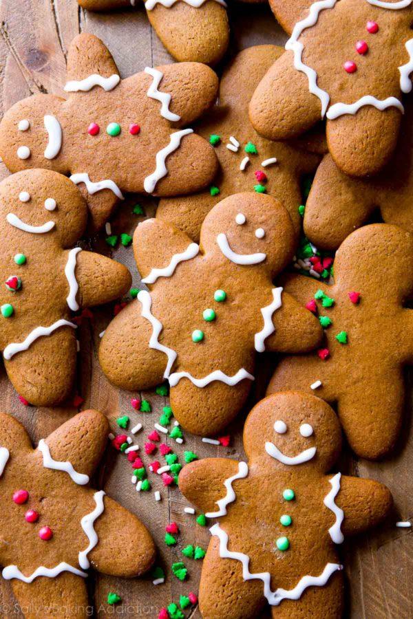 26 Inspiring Christmas Cookie Recipes Nomaste Kitchen