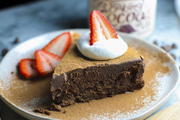 Chocolate Ganache Cake Definition
