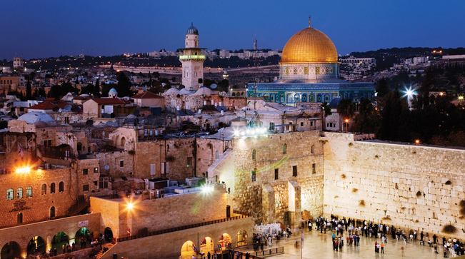Mindfulness and Spirituality – In Israel!